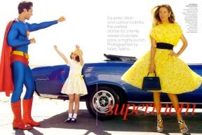 Supermom+Carolyn+Murphy+Lucy+Sykes+David+Gandy+Mario+Testino+Vogue+Jan+2009+1