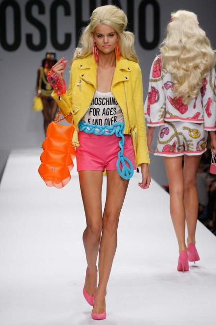 """""""Moschino For Ages 5 and Older"""""""