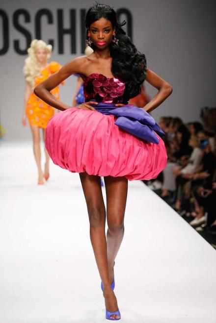 Ummm..... pin cushion  prom dress Barbie?